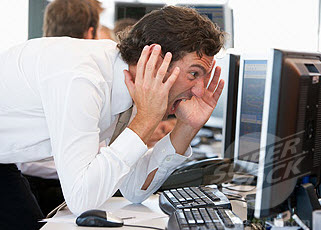 frustrated manual Forex trader