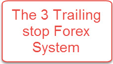 The 3 Trailing stop Forex trading system and risk management technique.