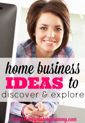 List Of Home Business (and Money Making) Ideas