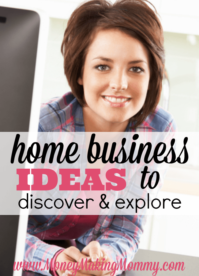 Start the brainstorming for your own home business with this list of awesome home business ideas. Some with low start-up costs to stay within a frugal budget. Creating your own small business from home can lead to the financial freedom and creative outlet you've been dreaming up. - MoneyMakingMommy.com - https://www.moneymakingmommy.com/ideas/ #homebusiness #smallbusiness #ideas #startup