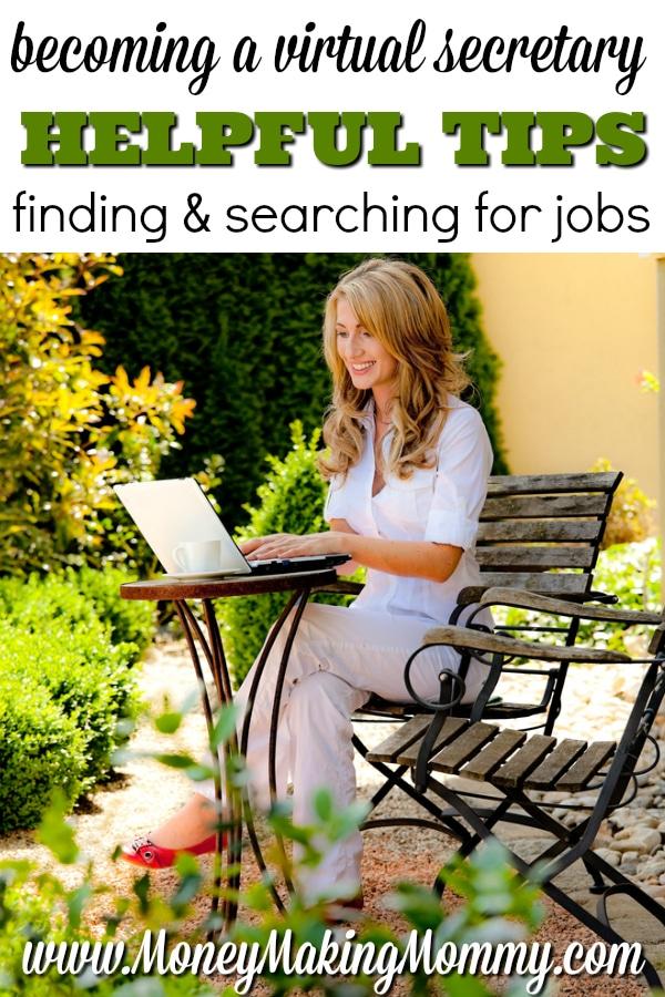 Virtual Secretary Jobs - Where to Find Them