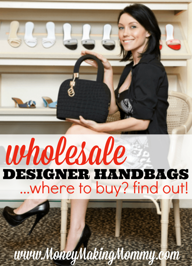 Where to buy wholesale designer handbags.
