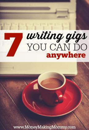 online writing job