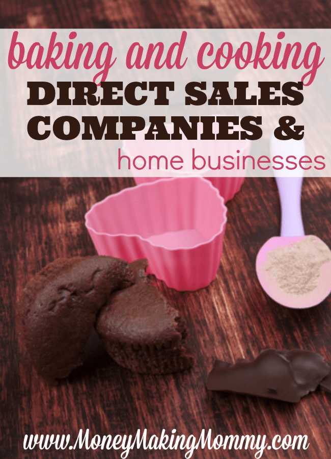 Direct Sales Food Companies