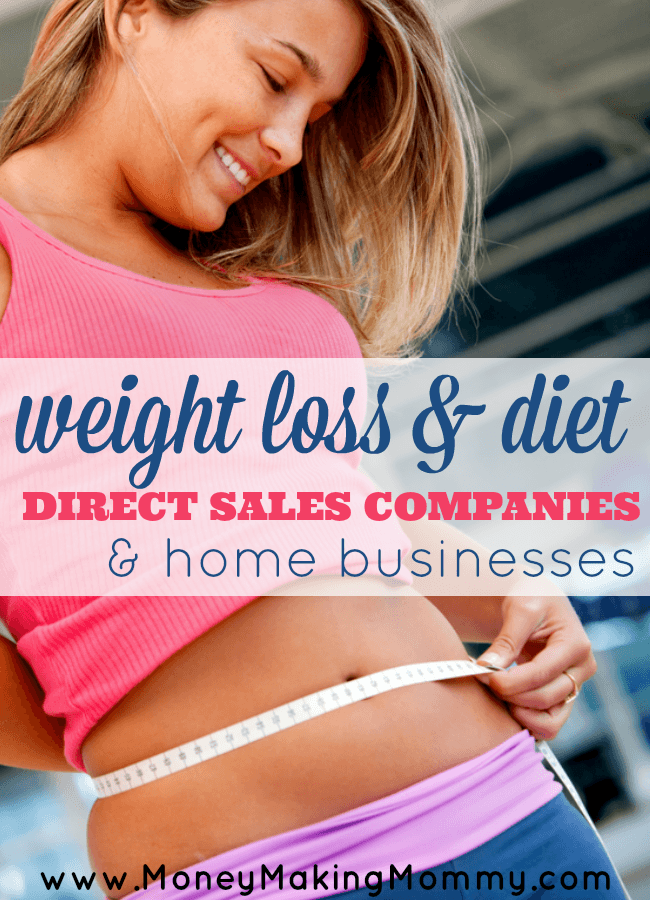 Diet and Weight Loss Direct Sales Companie