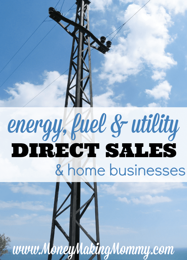 Energy Direct Sales Companie - Fuel, Utilities & More