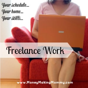 freelance work from home