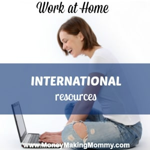 international work from home