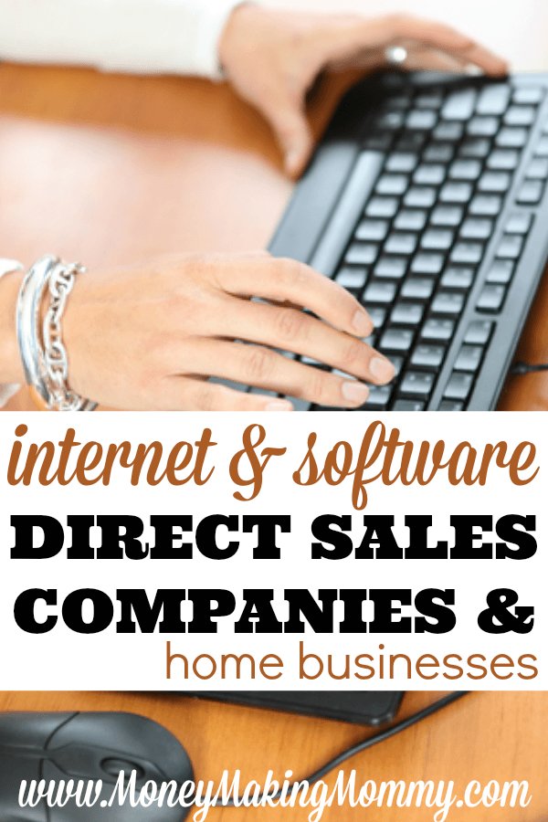 Internet and Software Home Business