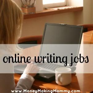 Online Writing Jobs
