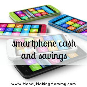 smartphone app cash