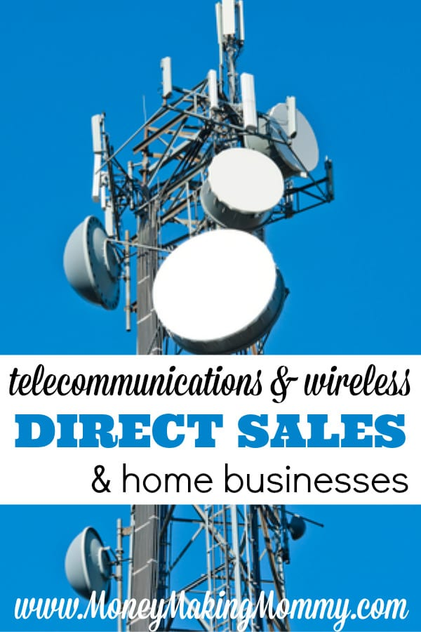 Telecommunications and Wireless Home Businesses