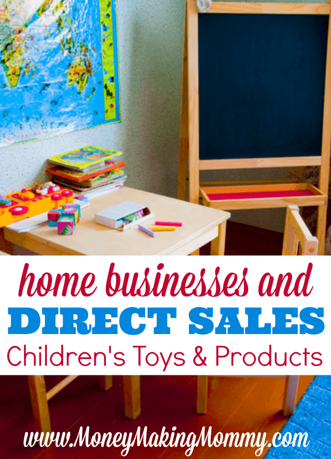 Home Business Selling Toys