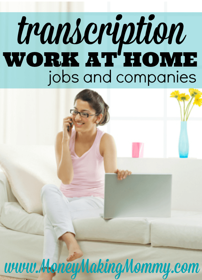 Transcription Jobs That Are Work at Home