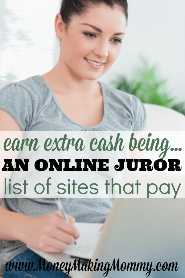 Online Juror Jobs
