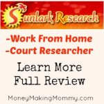 At Home Court Researcher Work with Sunlark