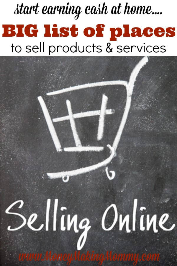 Sell Your Stuff Online