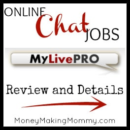MyLivePro Chat Jobs