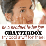 Test Products for Chatterbox and Keep Them