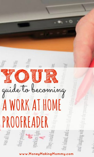 Imagine your new career as a proofreader! Better yet, think about making extra money proofreading from home or anywhere! Even for beginners wanting a proofreading job, read this!