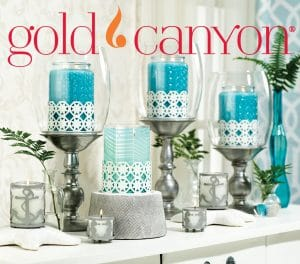 Gold Canyon Candle Direct Sales