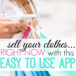 App for selling clothes easily!