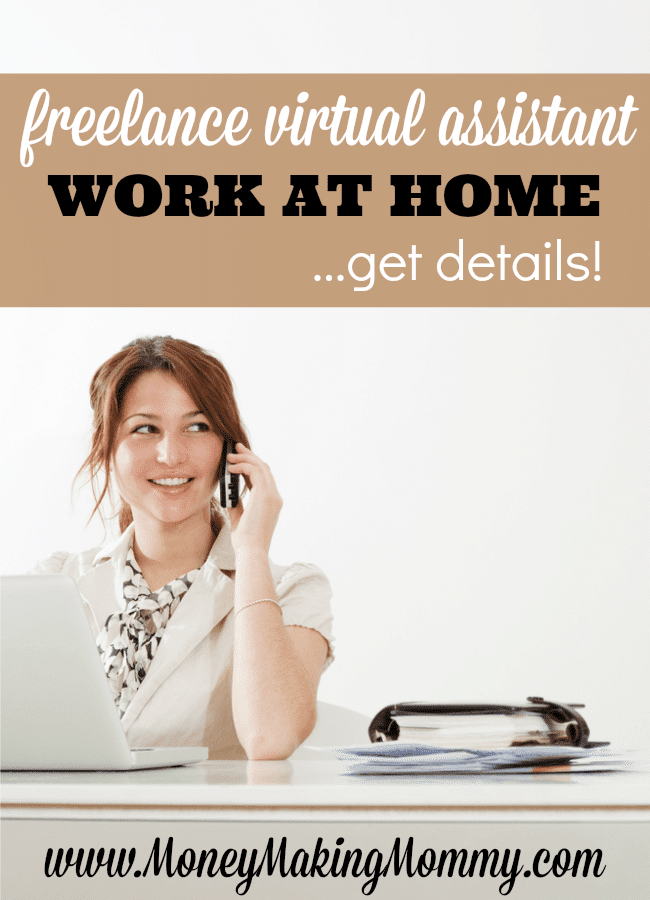 Have a super flexible career and get to work from home. Become a virtual assistant for Vicky Virtual. Learn more about this position, including pay. -MoneyMakingMommy.com - https://www.moneymakingmommy.com/be-a-freelance-virtual-assistant-flexible-work-at-home/ #virtualassistantjobs