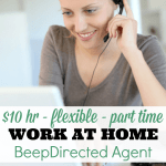 Work at Home for Beep Directed – Event and Sales Calling Campaigning