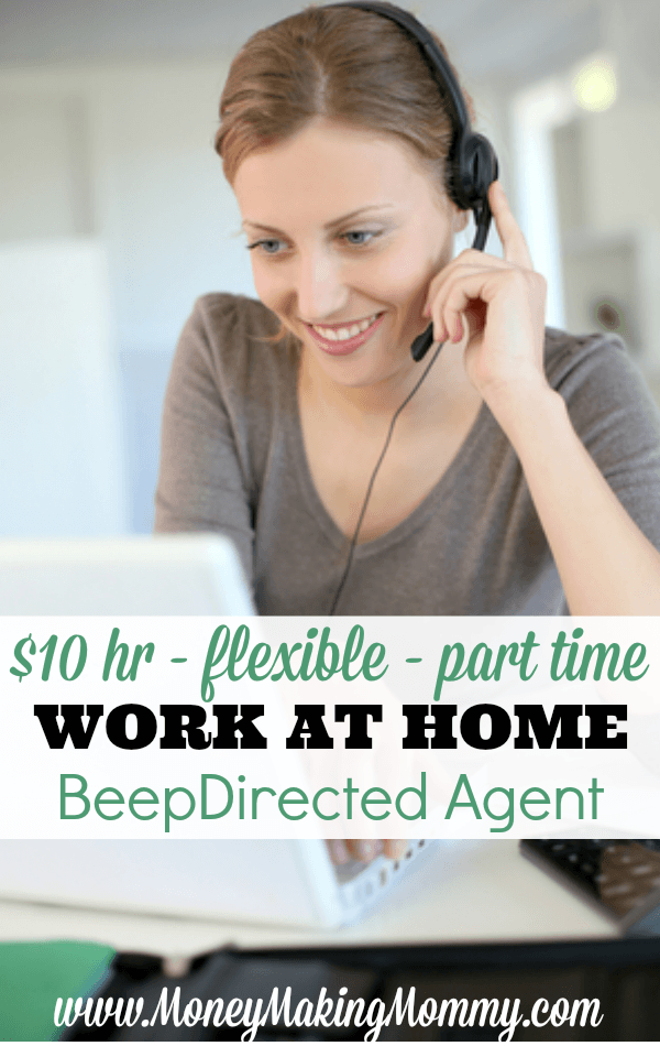Beep Directed is Hiring for Work at Home