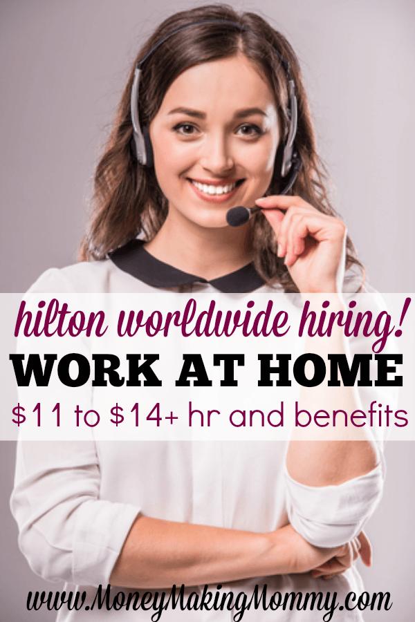 Hilton Customer Service Jobs