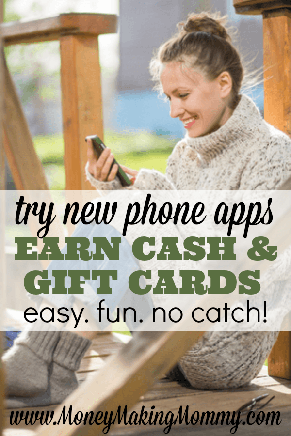 Earn Cash for Trying Apps on Your Phone