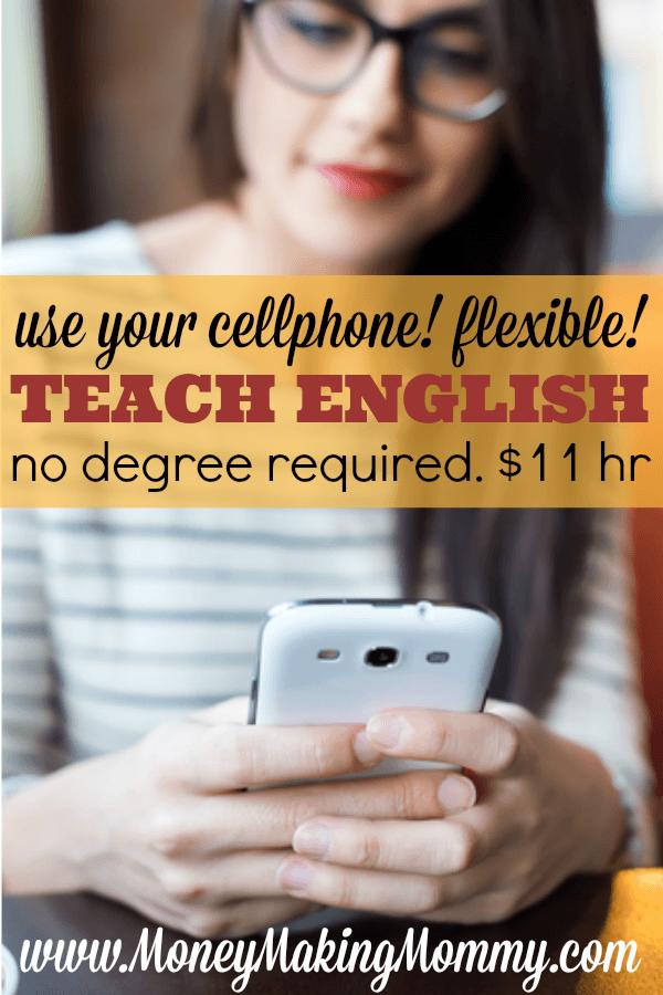 Teach English Online!