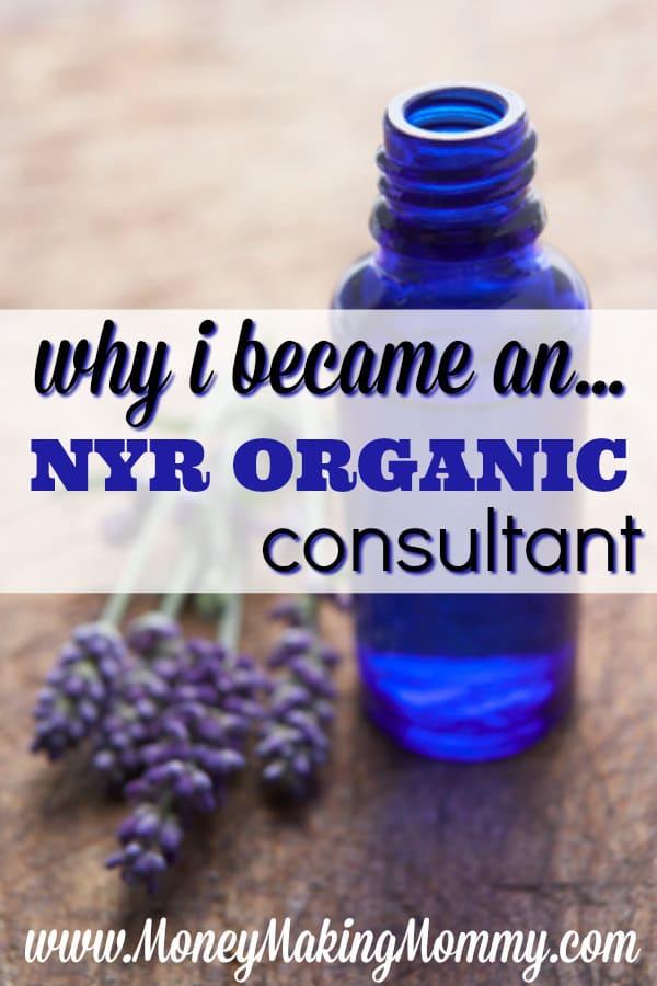 NYR Organic Consultant