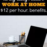 Work at Home as an Essay Reader