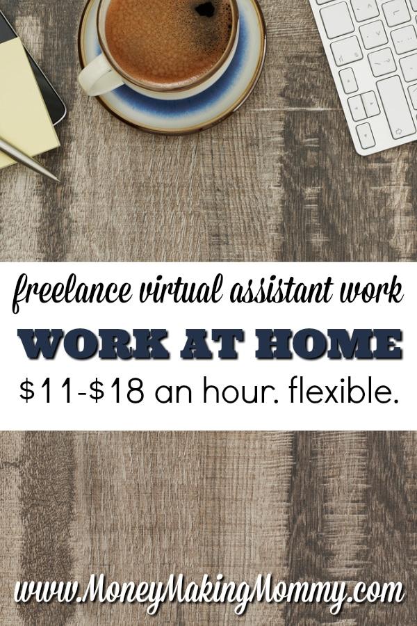 Freelance Virtual Assistant Jobs