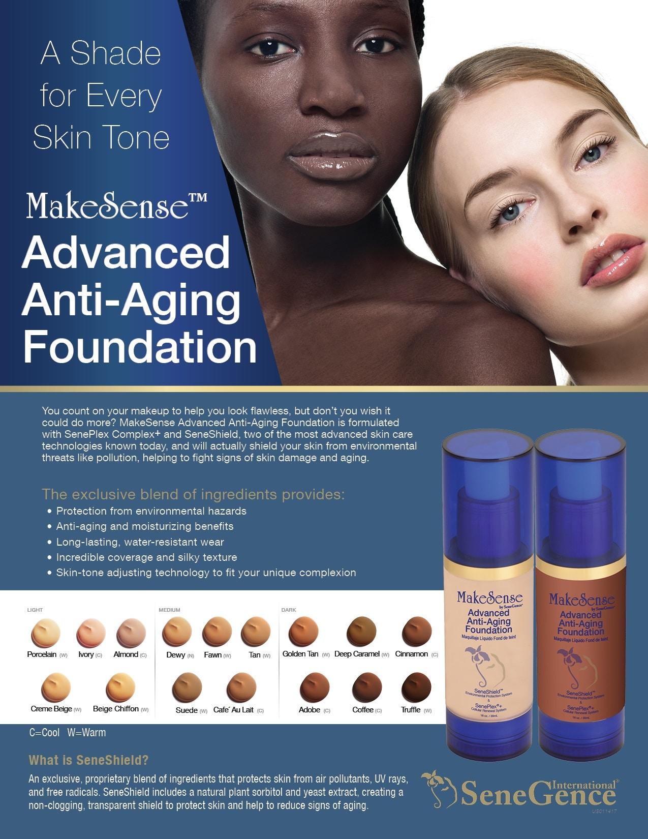 Senegence AntiAging Foundation