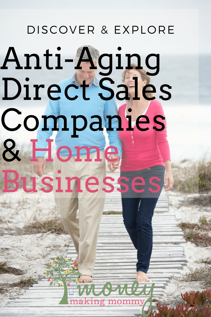 Anti Aging Home Business