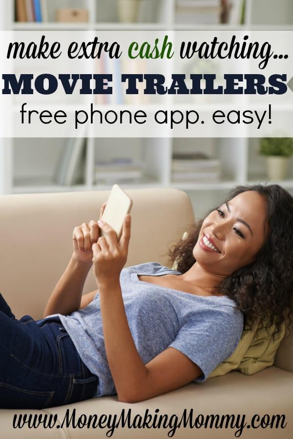 App Trailers - Earn Cash