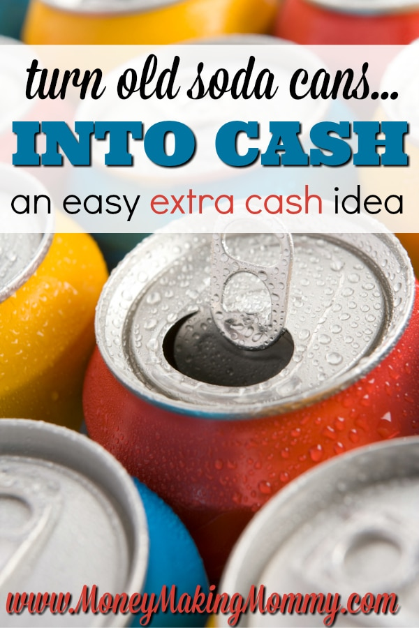 Cans for Cash