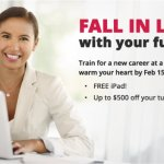 Career Step Programs: Free iPad or $500 Off Tuition