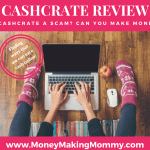 Cashcrate Review [How to Use Cashcrate for Legit Earnings]