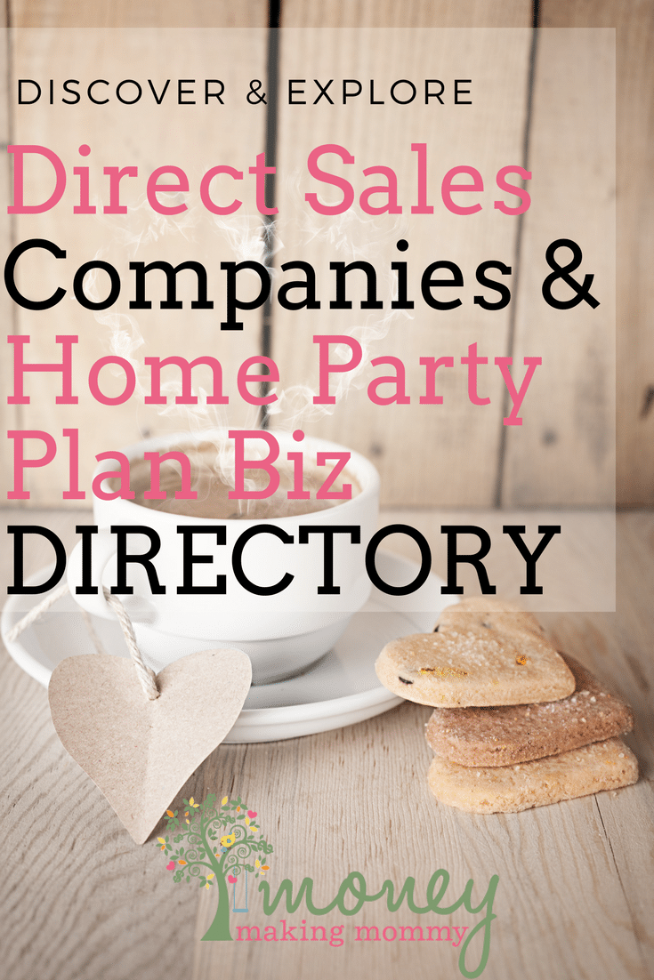 Direct Sales Companies Directory and List