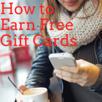How to Earn Free Gift Cards [This App Makes it Easy!]