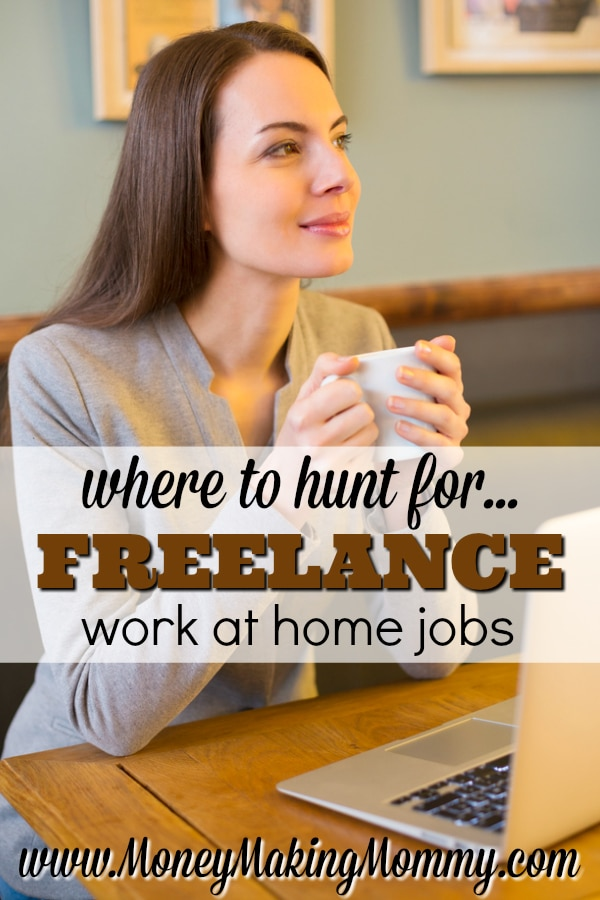 Freelance Work at Home Jobs
