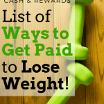 Get Paid to Lose Weight – Here's a List of Ways You Can