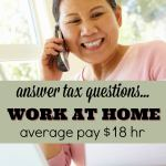 Intuit Jobs: Work at Home as a Tax Advisor Averaging $18hr