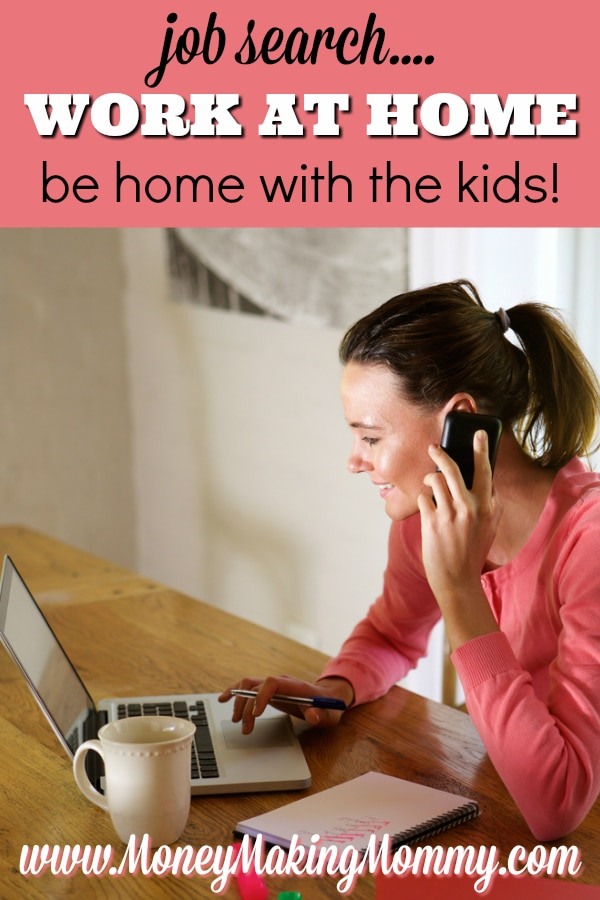 Job Search for Work at Home