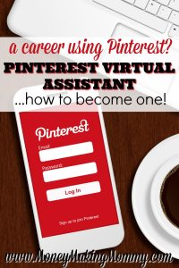 Become a Pinterest Virtual Assistant
