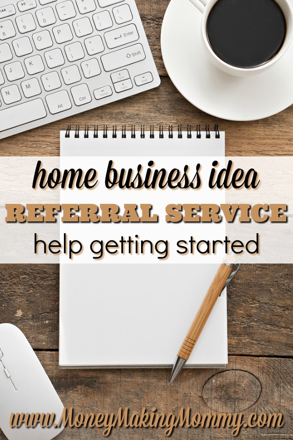 Referral Service Business