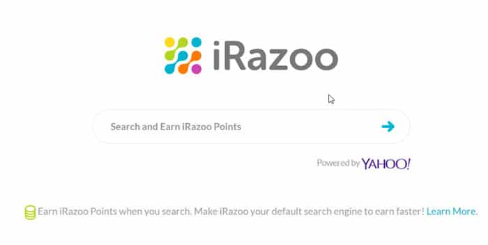 iRazoo Search Engine